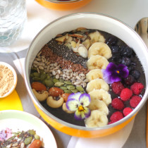 Maca Smoothie bowl 7 watermark