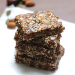 Raw Muesli Bars (GF, DF, Vegan, sugar free)