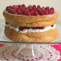 Best Gluten Free Sponge Cake