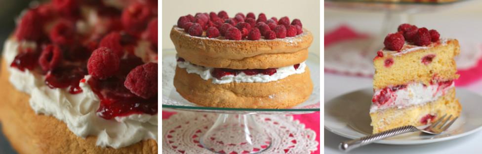 Best Gluten-free Sponge Cake (GF, DF)