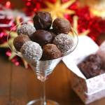 Raw and Healthy Chocolate Truffles